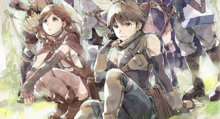 Funimation Announces Grimgar of Fantasy and Ash Dub Cast