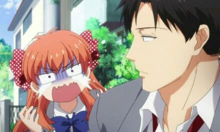 Ty Mahany Plays Nozaki In Monthly Girls' Nozaki-kun Dub