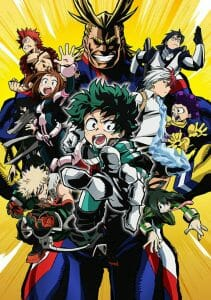 My Hero Academia Visual 002 - 20160228