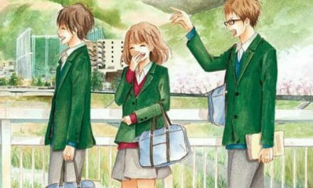 """Orange"" Manga Gets Anime Adaptation In Summer 2016"