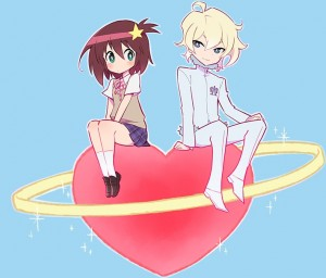 Space Patrol Luluco 001 - 20160207