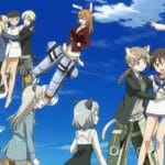 Strike Witches: 501st Joint Fighter Wing Take Off! Movie Gets New Visual & Trailer