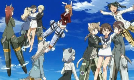 Brave Witches Anime Gets PV, Staff, 2016 Premiere Date