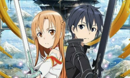 English Sword Art Online The Movie -Ordinal Scale- Trailer Hits The Web