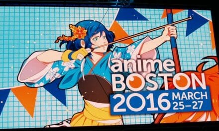 Anime Boston 2016: A Brief Introduction