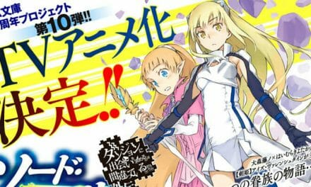 DanMachi: Sword Oratoria Gets TV Anime Series