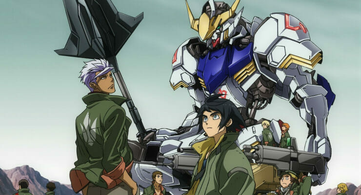 Toonami Plans Mobile Suit Gundam: Iron-Blooded Orphans Marathon For 10/29/2016