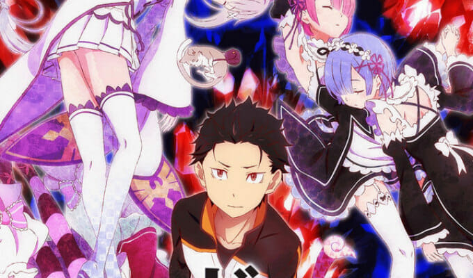 Re:Zero OVA Gets Theatrical Run, New Visual Also
