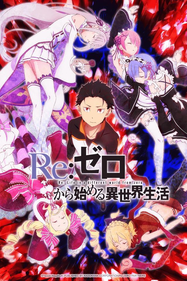 Re Zero Stream