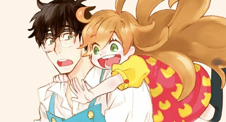 Director & First Cast Revealed For Sweetness and Lightning Anime