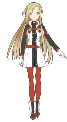 Sword Art Online The Movie Ordinal Scale Character Visual Asuna 002 - 20160313
