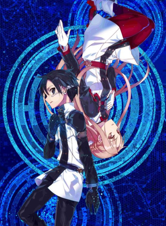 Sword Art Online The Movie Ordinal Scale Visual 001 - 20160313