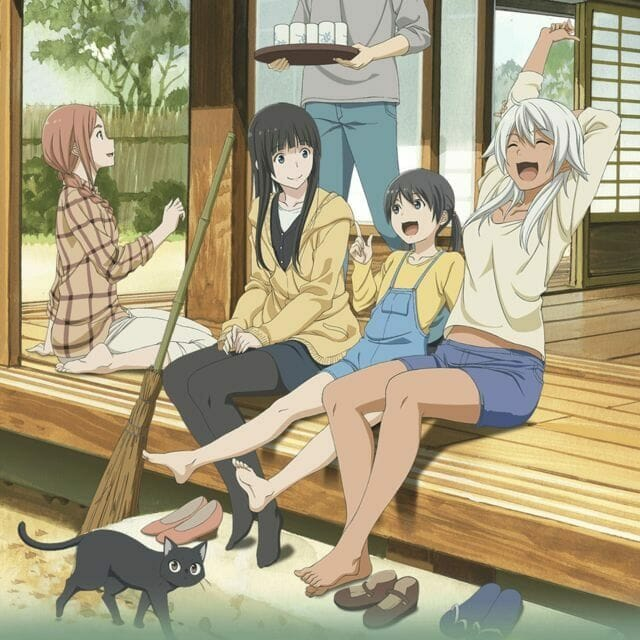 Flying Witch Anime to Receive English Dub
