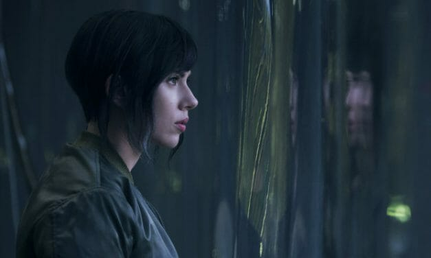 Ghost In The Shell Gets New Trailer, ScarJo On-Set Interview