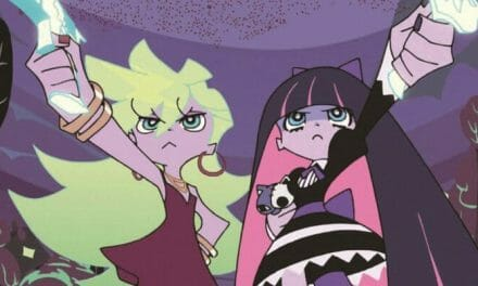 Gainax West Teases New Panty & Stocking Project, Plans December 16 Reveal