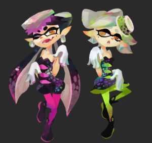 Splatoon Callie Marie 002 - 20160430