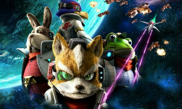 Nintendo Streams Production I.G.'s Star Fox Anime Short