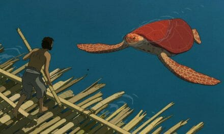 "Ghibli's ""The Red Turtle"" To Screen At Annecy International Animation Film Festival"