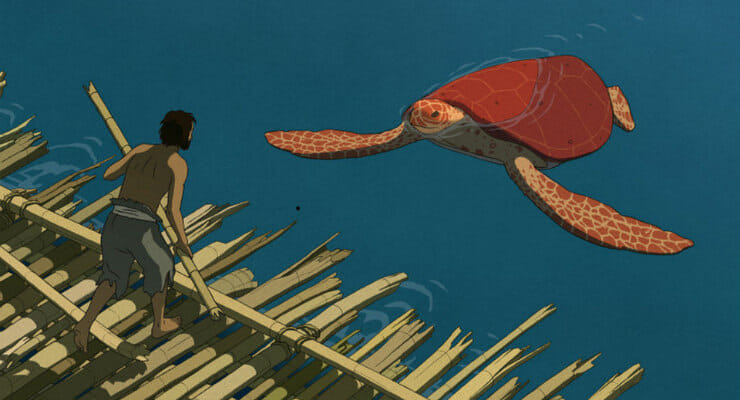 "Ghibli Co-Production ""The Red Turtle"" To Screen At Cannes"