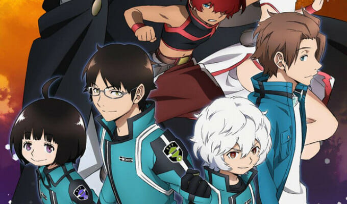 World Trigger Gets Third Anime Season