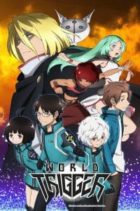 World Trigger Anime Key Visual