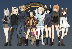 Brave Witches Visual 002 - 20160402