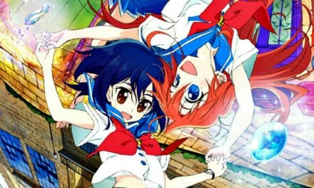 Flip Flappers Gets Second PV, New Cast Reveals & Visuals
