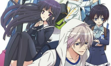 Hatsukoi Monster Anime Visual, Cast, & Crew Unveiled