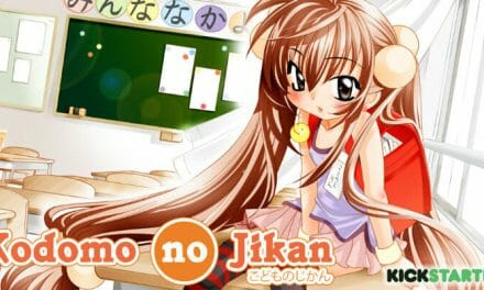 Kodomo no Jikan Kickstarter Completes With $185,725 USD