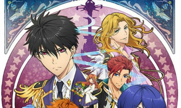 Crunchyroll Adds Magic-Kyun! Renaissance To Fall 2016 Simulcasts