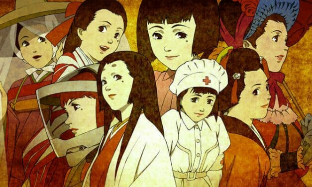 Eleven Arts To Release Millennium Actress on Blu-Ray