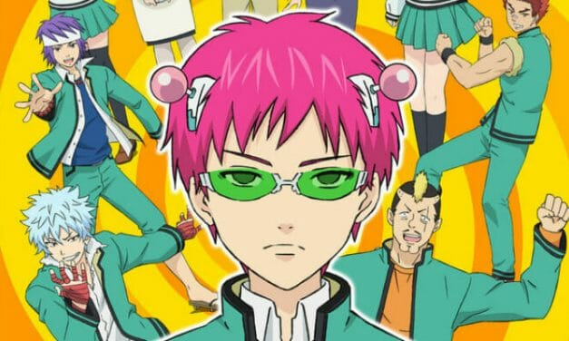 Key Visual, Broadcast Details For Saiki Kusuo no Psi Nan Hit The Web