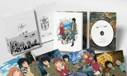 Release Teardown: Eden of the East: Selecao IX Premium Edition
