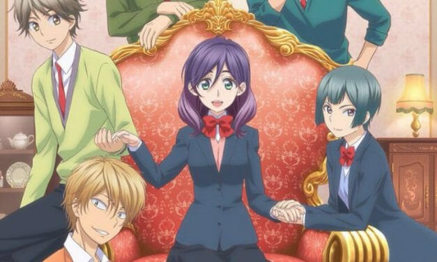 "Funimation Unveils ""Kiss Him, Not Me"" Anime Dub Cast"