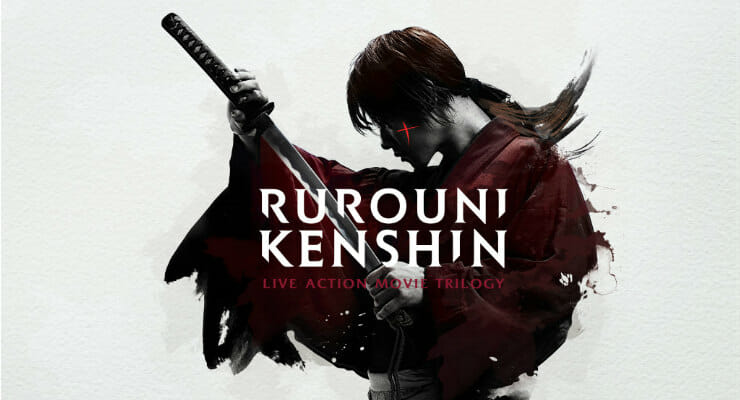 Funimation Acquires Live-Action Rurouni Kenshin Film Trilogy