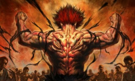 "Netflix to Stream ""Baki"" Anime Series"