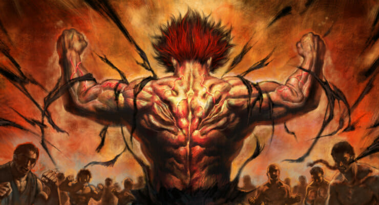 """Baki"" Anime Adds Takuya Eguchi, 3 More, Gets New Trailer Also"