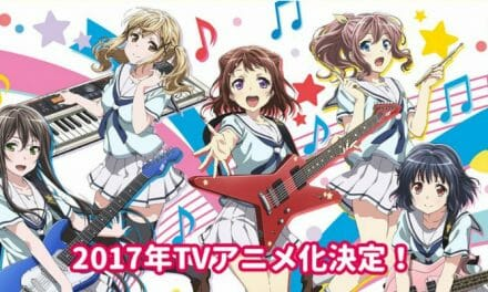 BanG Dream! Gets New PV, Character Visual, Band Photo