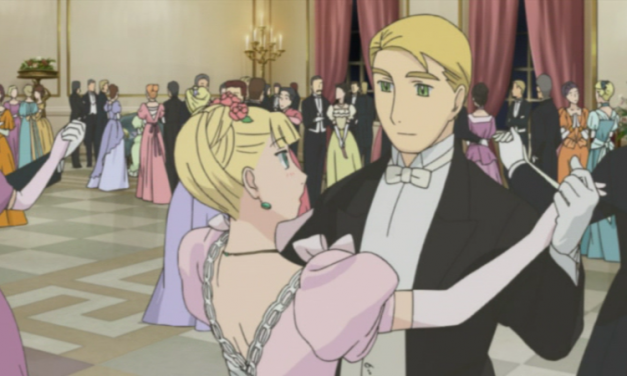 Erica Schroeder Plays Kelly Stownar In Nozomi's Emma: A Victorian Romance Dub