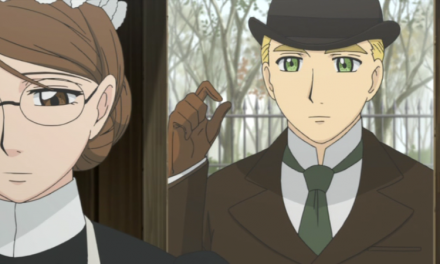 Claire Curtis-Ward Plays Grace In Nozomi's Emma: A Victorian Romance Dub