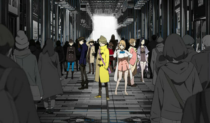 Occultic;Nine Anime Gets First Key Visual