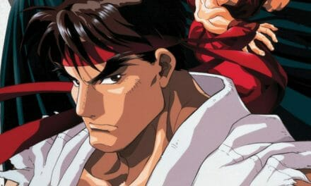 Crunchyroll Streams Street Fighter II: The Animated Movie