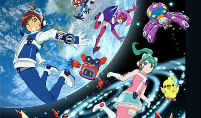 "Crunchyroll Adds ""Time Bokan 24"" To Fall 2016 Simulcasts"