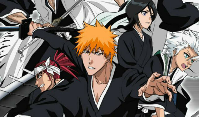AniWeekly 94: King of the Shinigami