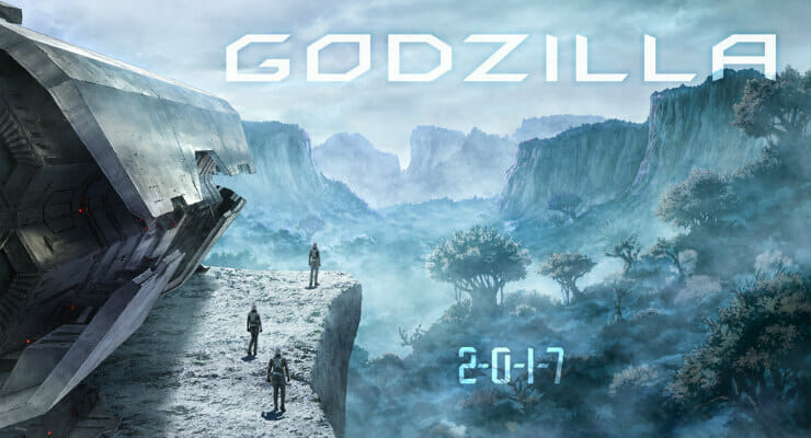 Godzilla: City on the Edge of Battle Gets New Key Visual