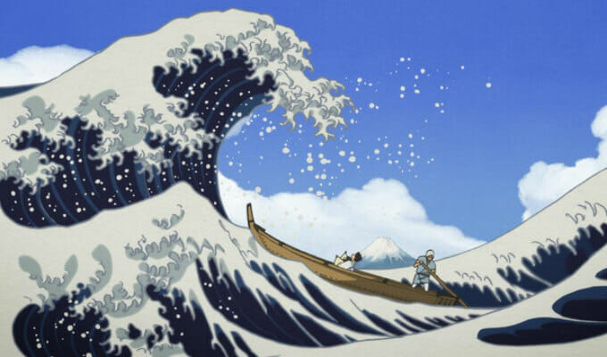 Miss Hokusai Gets North American Theatrical Run