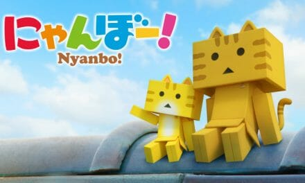 Crunchyroll Adds Nyanbo! To Fall 2016 Simulcast