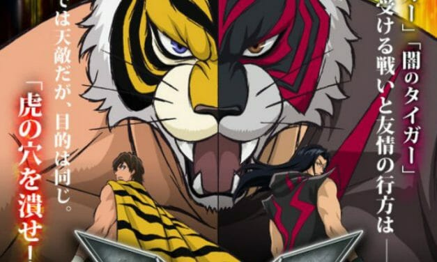 First Roles, Character Visuals, & Premiere Date Unveiled For Tiger Mask W Anime