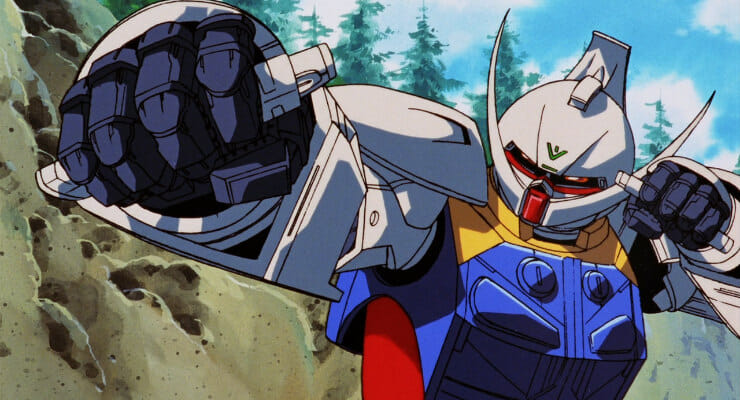 Otakon 2016: Right Stuf To Release Turn A Gundam On Blu-Ray