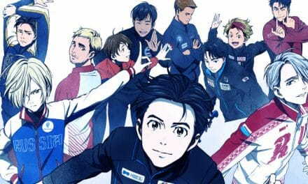 Yuri!!! On Ice Gets New Cast Member, English Website,